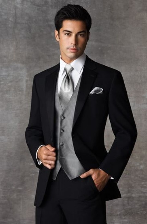 Style Guide for Prom Tuxedos - C-Eclectic Style